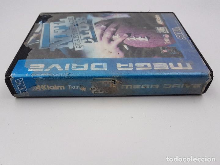 Videojuegos y Consolas: NFL QUARTERBACK CLUB PAL SEGA MEGA DRIVE .COMBINO ENVIO - Foto 4 - 92803475