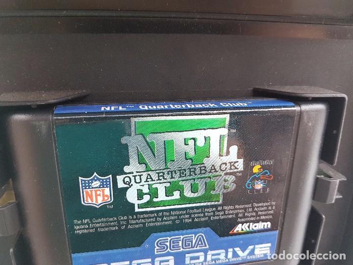 Videojuegos y Consolas: NFL QUARTERBACK CLUB PAL SEGA MEGA DRIVE .COMBINO ENVIO - Foto 7 - 92803475