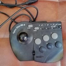 Videojuegos y Consolas: FIGHTER STICK MD 6. Lote 93071415