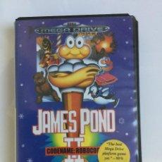 Videojuegos y Consolas: JAMES POND II JUEGO MEGA DRIVE ( SEGA ). Lote 93394790