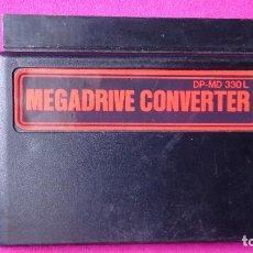 Videojuegos y Consolas: JUEGO SEGA MEGA DRIVE MEGADRIVE CONVERTER . Lote 94563583