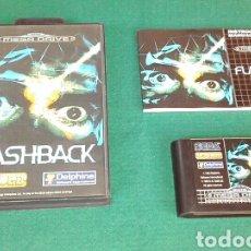 Videojuegos y Consolas: JUEGO PARA SEGA MEGADRIVE FLASHBACK. Lote 94012675