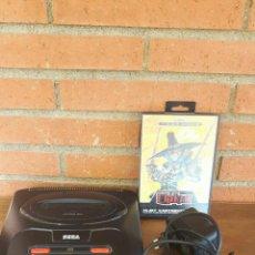 Videojuegos y Consolas: MEGADRIVE 2 CON CHAKAN. Lote 95690360