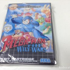 Videojuegos y Consolas: MEGA MAN THE WILY WARS. Lote 95771723