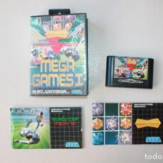 Videojuegos y Consolas: SEGA MEGA DRIVE, MEGA GAMES I. Lote 97762375