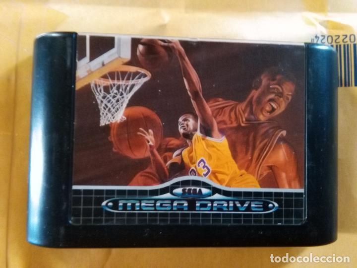 JUEGO CARTUCHO SEGA MEGA DRIVE SUPER BASKETBALL BASKET BALONCESTO 1990 (Juguetes - Videojuegos y Consolas - Sega - MegaDrive)