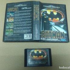 Videojuegos y Consolas: BATMAN SEGA MEGADRIVE VERSION PAL. Lote 98098567