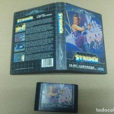 Videojuegos y Consolas: STRIDER SEGA MEGADRIVE VERSION PAL. Lote 98098627