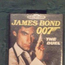 Videojuegos y Consolas: JUEGO GENESIS JAMES BOND 007 THE DUEL. Lote 98508667