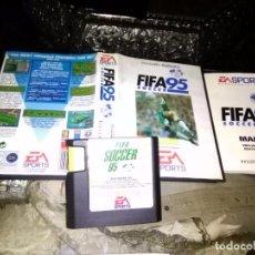 Videojuegos y Consolas: SEGA JUEGO MEGADRIVE CARTUCHO MEGA DRIVE - FIFA 95 1995 COMPLETO. Lote 98792539