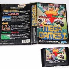 Videojuegos y Consolas: MEGA GAMES 1 SEGA MEGA DRIVE VIDEOJUEGO. Lote 98817163