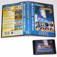 Videojuegos y Consolas: VIRTUA FIGHTER 2 SEGA MEGA DRIVE VIDEOJUEGO. Lote 98817183