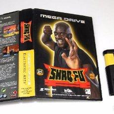 Videojuegos y Consolas: SHAQ FU SEGA MEGA DRIVE VIDEOJUEGO SHAQ-FU. Lote 145603249