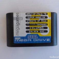 Videojuegos y Consolas: SEGA MEGADRIVE MEGAGAMES 6 (MEGA GAMES) PAL ESP. Lote 99149767