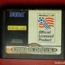 Videojuegos y Consolas: JUEGO DE CONSOLA - CARTUCHO - U.S. GOLD - WORLD CUP USA 94 - MEGADRIVE - SEGA MEGA DRIVE . Lote 99150111