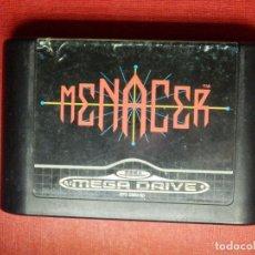 Videojuegos y Consolas: JUEGO DE CONSOLA - CARTUCHO - MENACER 6 - MEGADRIVE - SEGA MEGA DRIVE - PARA PISTOLA -. Lote 99150455