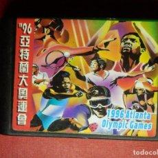 Videojuegos y Consolas: JUEGO DE CONSOLA - CARTUCHO - 1996 ATLANTA OLIMPIC GAME - NO ORIGINAL - PARA SEGA MEGA DRIVE -. Lote 99150587