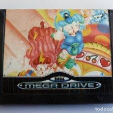 Videojuegos y Consolas: JUEGO MEGADRIVE - WONDER BOY III - MONSTER LAIR. Lote 99559267