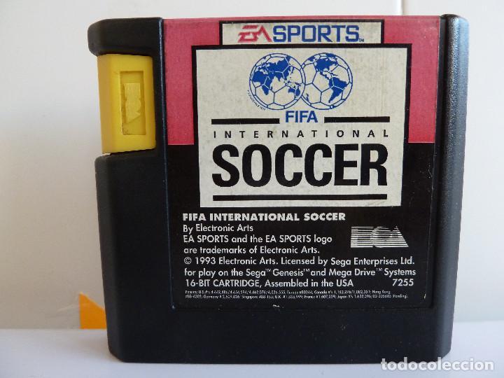 Videojuegos y Consolas: JUEGO MEGADRIVE - FIFA INTERNATIONAL SOCCER - Foto 3 - 99560111