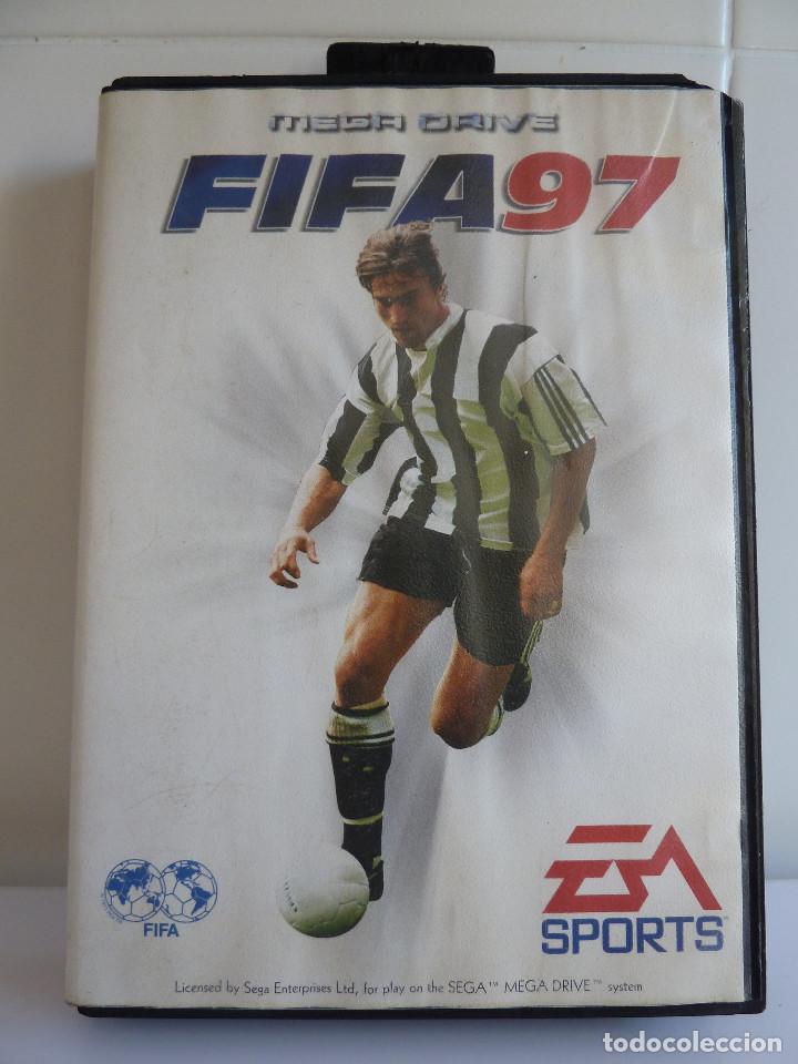 JUEGO MEGADRIVE - FIFA 97 SOCCER (Juguetes - Videojuegos y Consolas - Sega - MegaDrive)