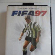 Videojuegos y Consolas: JUEGO MEGADRIVE - FIFA 97 SOCCER. Lote 99560799