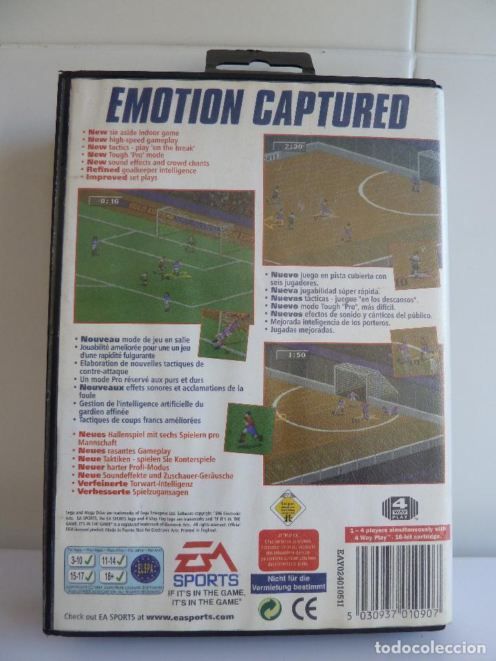 Videojuegos y Consolas: JUEGO MEGADRIVE - FIFA 97 SOCCER - Foto 3 - 99560799