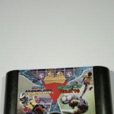 Videojuegos y Consolas: MEGA GAMES 1 . MEGADRIVE. Lote 100095446