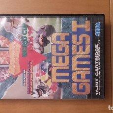 Videojuegos y Consolas: MEGA GAMES 1 SEGA MEGA DRIVE . Lote 100238043