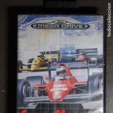 Videojuegos y Consolas: JUEGO SEGA MEGADRIVE SUPER MONACO. Lote 100303635