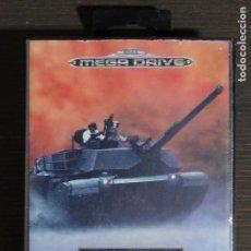 Videojuegos y Consolas: JUEGO MEGADRIVE M-1 ABRANMS BATTLE TANK. Lote 100303731