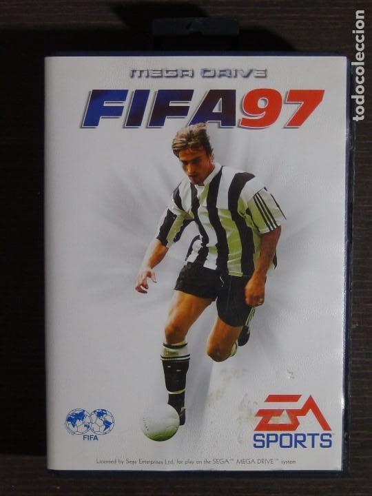 JUEGO SEGA MEGADRIVE FIFA97 (Juguetes - Videojuegos y Consolas - Sega - MegaDrive)