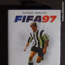 Videojuegos y Consolas: JUEGO SEGA MEGADRIVE FIFA97. Lote 100303835