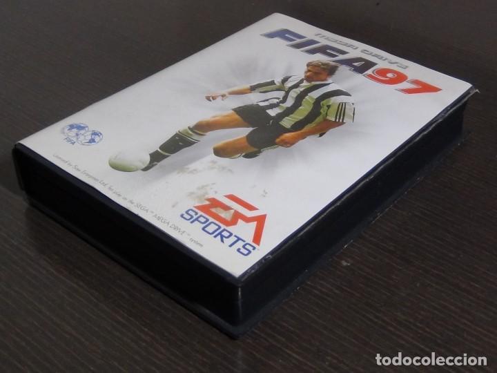Videojuegos y Consolas: Juego SEGA Megadrive FIFA97 - Foto 2 - 100303835