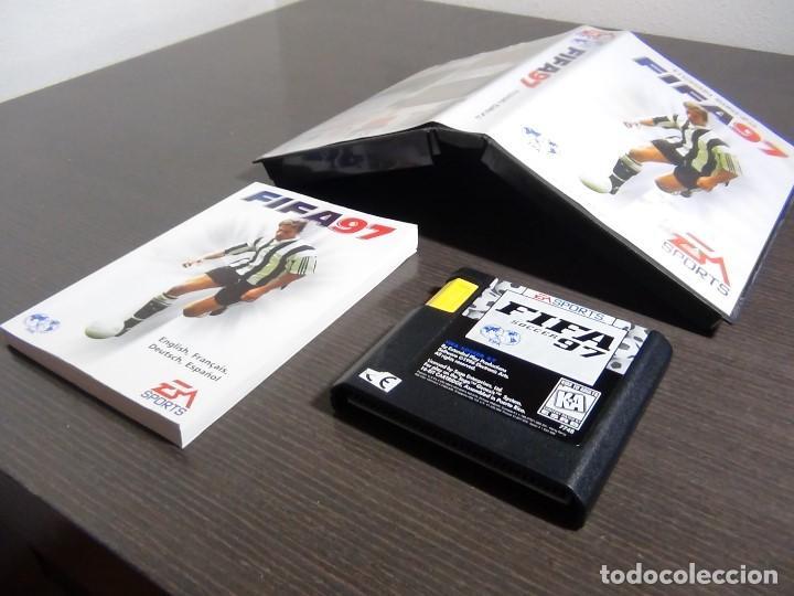Videojuegos y Consolas: Juego SEGA Megadrive FIFA97 - Foto 5 - 100303835