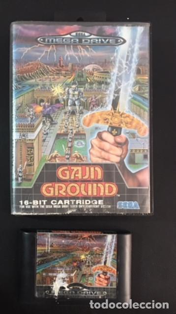 JUEGO SEGA MEGADRIVE MEGA DRIVE GAIN GROUND (Juguetes - Videojuegos y Consolas - Sega - MegaDrive)