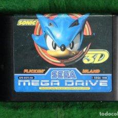 Videojuegos y Consolas: JUEGO SONIC 3D DE MEGADRIVE MEGA DRIVE. Lote 102430435