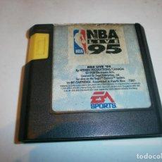 Videojuegos y Consolas: NBA LIVE 95 MEGADRIVE PAL SOLO CARTUCHO . Lote 103562795