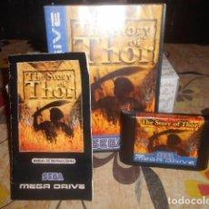 Videojuegos y Consolas: MEGA DRIVE - THE STORY OF THOR - CON CAJA Y INSTRUCCIONES. Lote 103787595