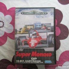 Videojuegos y Consolas: SUPER MÓNACO GP MEGADRIVE. Lote 104693315