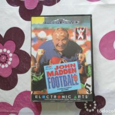 Video Games and Consoles - JOHN MADDEN FOOTBALL´93 MEGADRIVE - 107892879