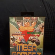 Video Games and Consoles - MEGA GAMES I SEGA MEGADRIVE MEGA DRIVE - 108759216