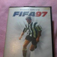 Videojuegos y Consolas: JUEGO FIFA 97 SEGA MEGA DRIVE MEGADRIVE. Lote 109037643