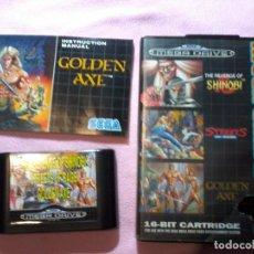 Videojuegos y Consolas: JUEGO MEGADRIVE - MEGA GAMES 2. Lote 109038727