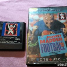 Video Games and Consoles - JOHN MADDEN FOOTBALL´93 MEGADRIVE - 109041755