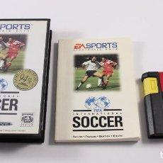 Videojuegos y Consolas: SEGA MEGADRIVE - FIFA INTERNATIONAL SOCCER - COMPLETO - PAL ESP. Lote 109294939