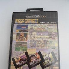Videojogos e Consolas: MEGA GAMES I 1 - MEGA DRIVE - SEGA MEGADRIVE - COMPLETO CON INSTRUCCIONES - VARIANTE HONG KONG. Lote 109317427