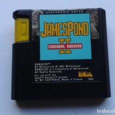 Videojuegos y Consolas: JUEGO SEGA MEGA DRIVE JAMES POND II 2 CODENAME: ROBOCOD SOLO CARTUCHO CART PAL R6901. Lote 109599995