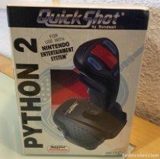 Videojuegos y Consolas: QUICKSHOT PYTHON 2 SEGA MEGA DRIVE. Lote 110154486