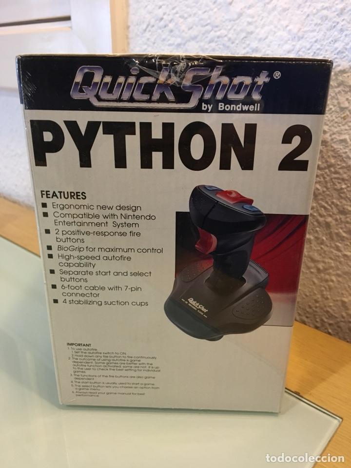 Videojuegos y Consolas: QuickShot Python 2 Sega mega Drive - Foto 2 - 110154486