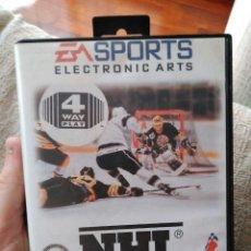 Videojuegos y Consolas: JUEGO MEGA DRIVE NHL HOCKEY 94. Lote 110752359
